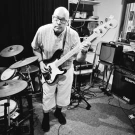 Mike- Music Studio Facilitator
