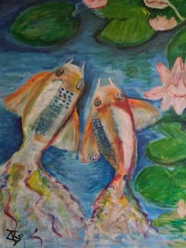 Craigs fish art