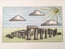 Stonehenge by james