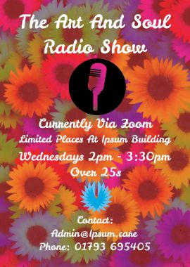 Be part of creating a radio programme