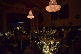 The Ipsum Gala Ball at Bingham Hall